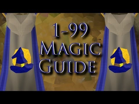 EOC :: 1-99 Magic Guide