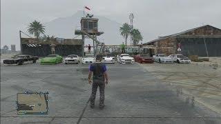 GTA 5 Online: Street Car Meet, Cruise, Highway Races & Drag Racing (HD)