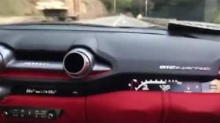 Ferrari 812 Superfast sound