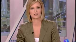 Maria Casado en Telediario 1 (31/03/10)
