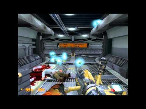 BLACK MESA - Gluon Gun Madness (P26)
