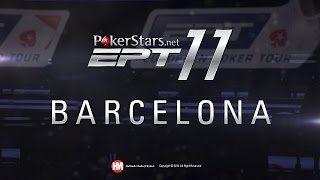EPT 11 Barcelona 2014 Live Poker Super High Roller, Final Table – PokerStars