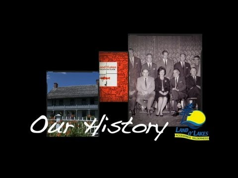 The History of the Land O' Lakes Tourist Association