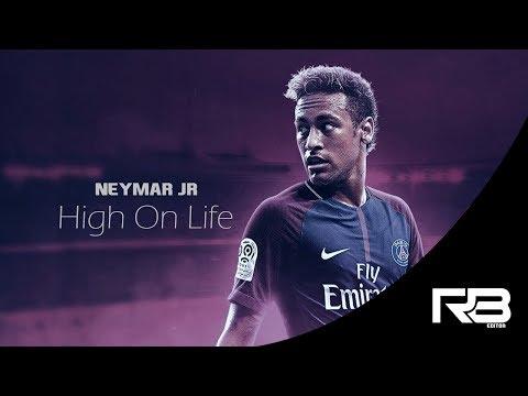 neymar jr -Martin Garrix feat. Bonn - High On Life