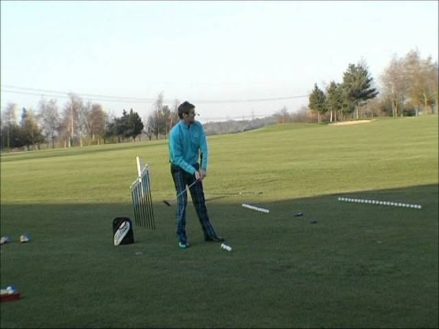Kevin Carpenter Golf Trick Shot Show - Ipswich Town Golf Day