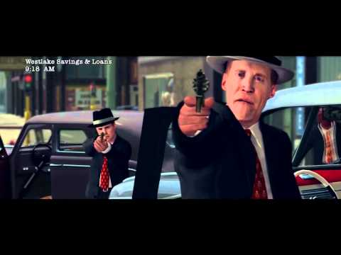 L.A. Noire: Soldier's First Look