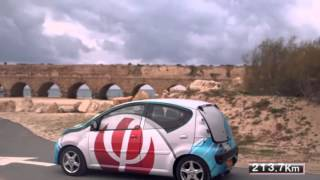 Say Goodbye To Gas! Israeli Firm Manufactures Car That Runs On Air and Water