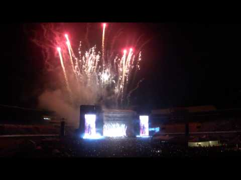 Live and Let Die Paul McCartney - Goiânia - 06/05/2013
