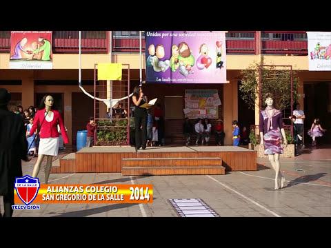 San Gregorio de la Salle - Alianzas 2014 Día 3 - vídeo 4/5