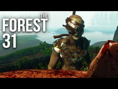 THE FOREST [HD+] #031 - Der Fuß zum Gruß ★ Let's Play The Forest