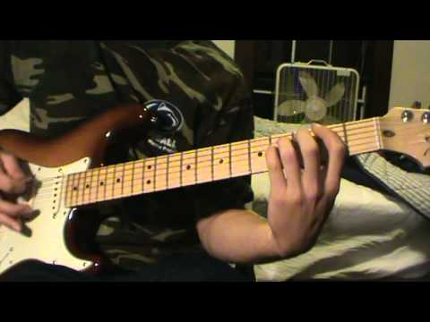Kick It In The Sticks: Guitar Cover, Brantley Gilbert, Full Song video