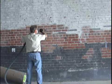Masonry] Remove paint from bricks - Home Improvement | DSLReports ...
