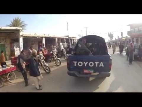 Julesporelmundo 29 - Pakistan (2º día - Dalbandin to Quetta)