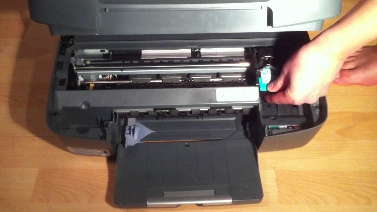 changer cartouche d 39 imprimante hp photosmart recharger. Black Bedroom Furniture Sets. Home Design Ideas