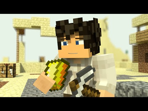 "♫""Gold"" - Minecraft Parody of 7 Years by Lukas Graham♬"