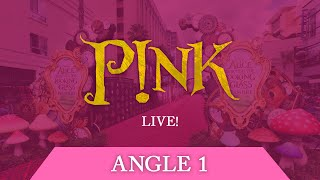 P!nk Live - Angle 1 from the World Premiere - Alice Through The Looking Glass