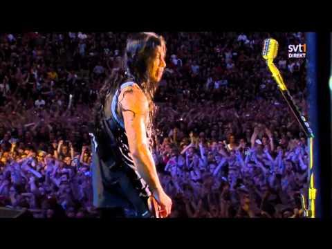 Metallica - The Memory Remains (Live @ Gothenburg Sweden, 2011)