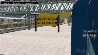 download lagu Msts Indian Railways Mumbai To Delhi Route 9 gratis