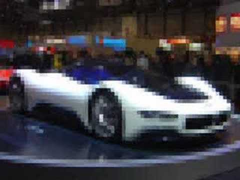 Maserati Pininfarina Birdcage