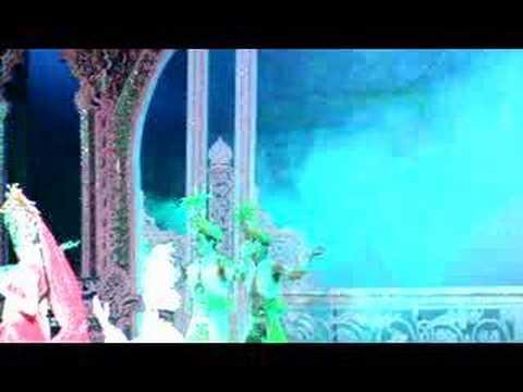 Alcazar Show - Bhumroo Dance