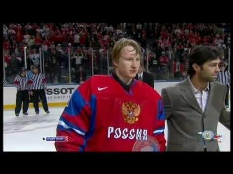 Россия-Швеция : победа по буллитам,2011