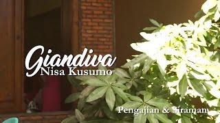Giandiva Nisa Kusumo Pengajian & Siraman
