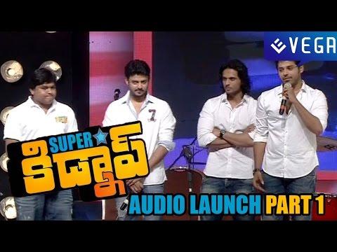 Superstar Kidnap Movie Audio Launch Part 1 video