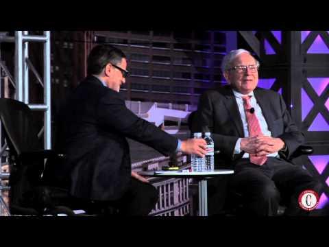 Warren Buffett on GM CEO Mary Barra and GM's Future 9/19/2014