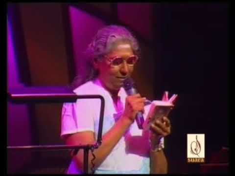 Machana Pathingala Live By Smt. S.Janaki