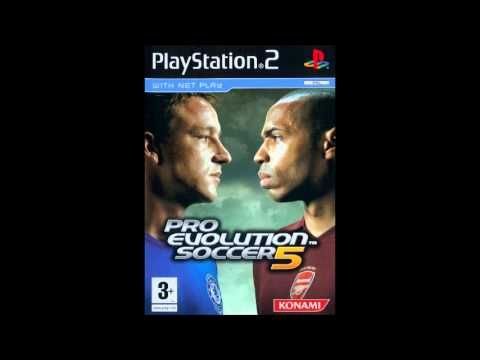 Pro Evolution Soccer 5 Soundtrack - Main Menu Music (Spiral...