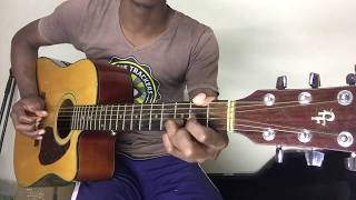 Zirikana Ibanga by Niyomugabo Philemon full guitar Lesson by Faida Sebuhoro