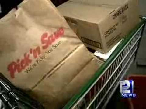 Higher Food Prices Causes Shortages At Food Pantry