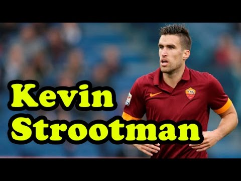 Best Moment Kevin Strootman Skill, Goal and Tackle