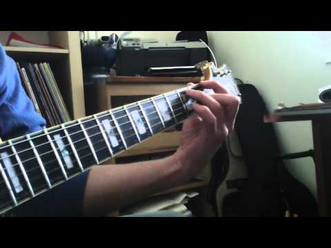 Here's That Rainy Day Barry Galbraith chord melody