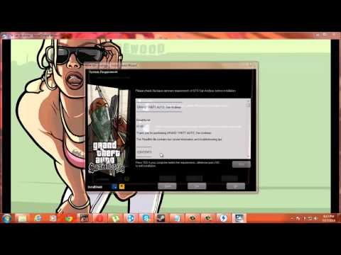 Download GTA San Andreas Free - Full Version Game for PC