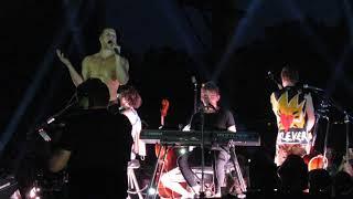 Download Lagu Bleeding Out Imagine Dragons Evolve Tour at Blossom Music Center Gratis STAFABAND
