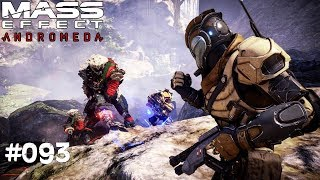 Mass Effect Andromeda #093 - Kleine Quests - Let's Play Mass Effect Andromeda Deutsch / German