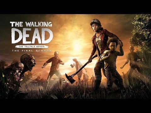 Ходячие мертвецы: Финальный сезон - Хватит убегать [S4E1][The Walking Dead: The Final Season]