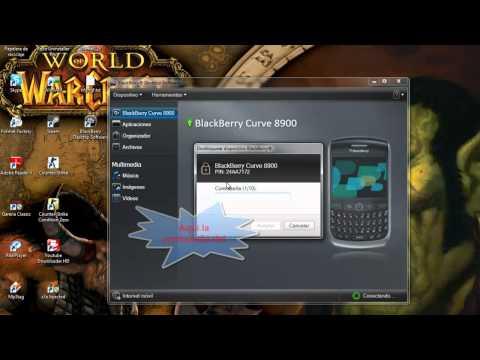 Actualizar software de cualquier Blackberry