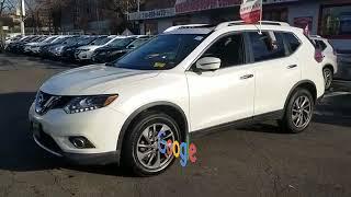 2016 Nissan Rogue SL Jackson Heights, Bronx, Brooklyn, Manhattan, Queens