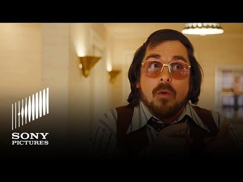 "American Hustle: ""Power Drunk"" Clip - A Film By David O. Russell"