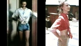 Shelley Long's  belly (RARE), 1980 TV movie