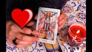 [ASMR] Valentine's Day Tarot Reading for Relationship & People Looking for Love
