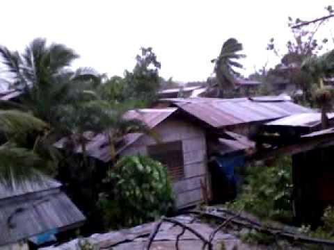 Bagyong Pablo in Davao Oriental,Mati City