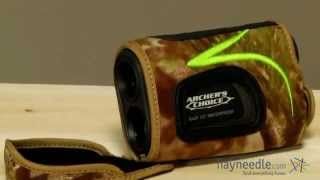 Nikon Archers Choice Laser Rangefinder - Product Review Video