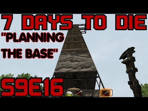 7 Days to Die Alpha 9.3 Gameplay / Let's Play (S-9) -E16-