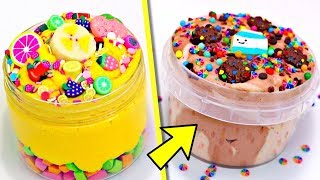 UNBELIEVABLE Slime Makeover! Is This The BEST SLIME Transformation EVER??