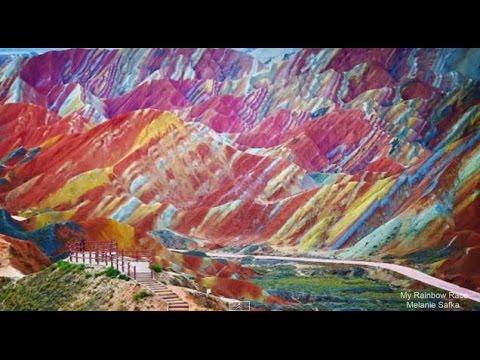 Melanie Safka - My Rainbow Race