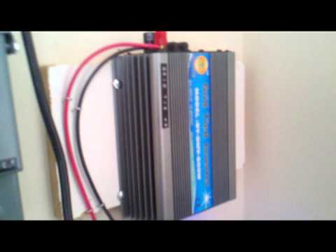 DIY Home Solar - Ensupra 500w Grid Tie Inverter Review