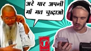pewdiepie के फेन्स इसको ना देखे | don't Click on this if you are a pewdiepie fan